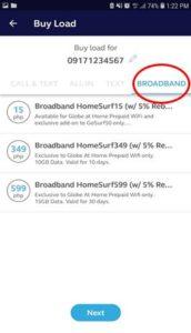 Globe HomeSURF 50% OFF Promo - GCash