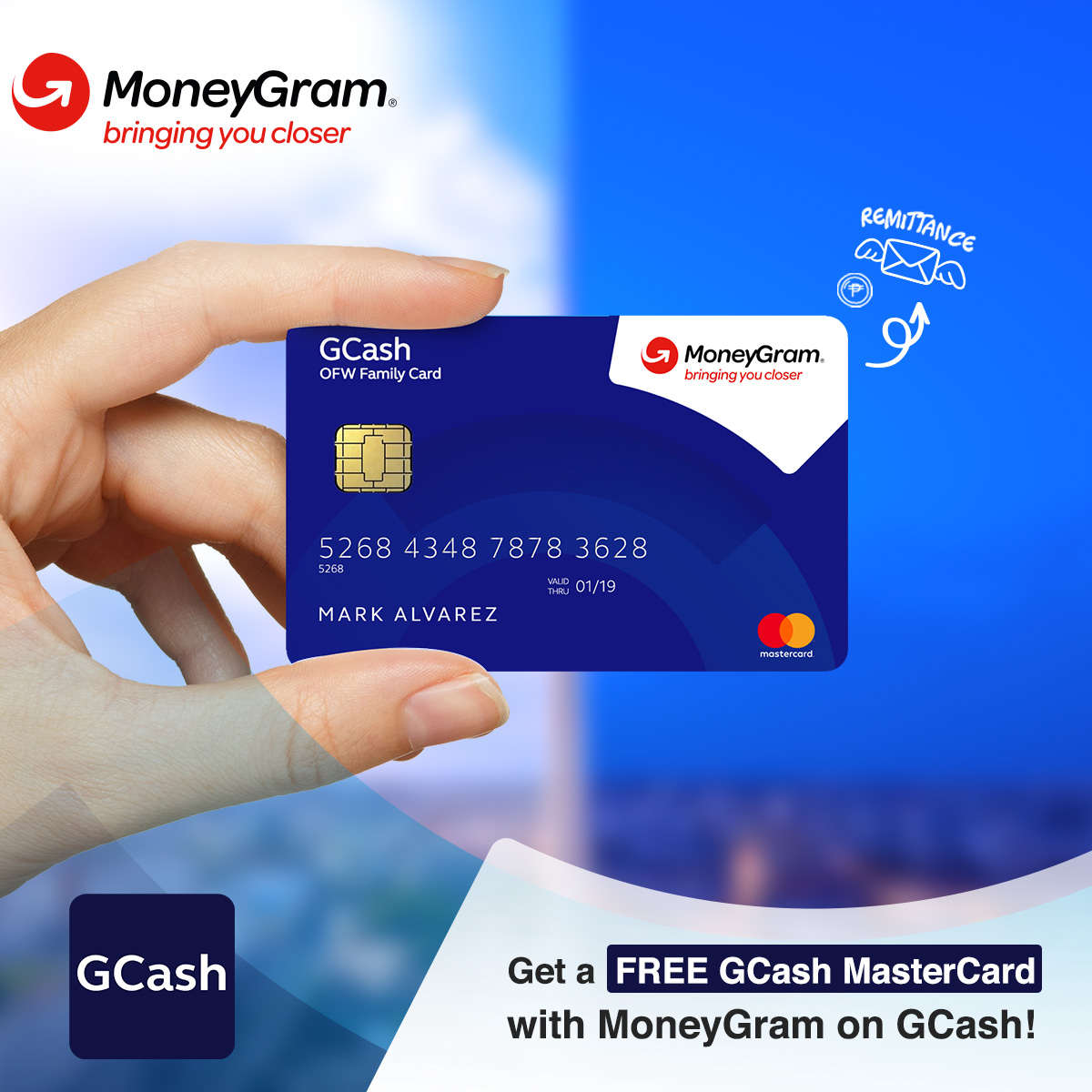 GCash x MoneyGram - Promotion - GCash