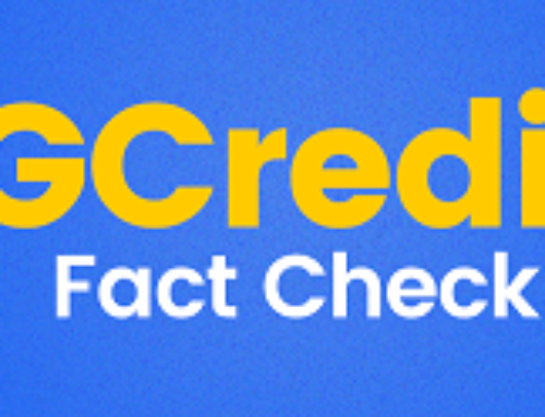 GCredit Fact Check