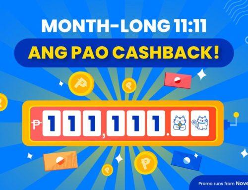 Ang Pao Cashback