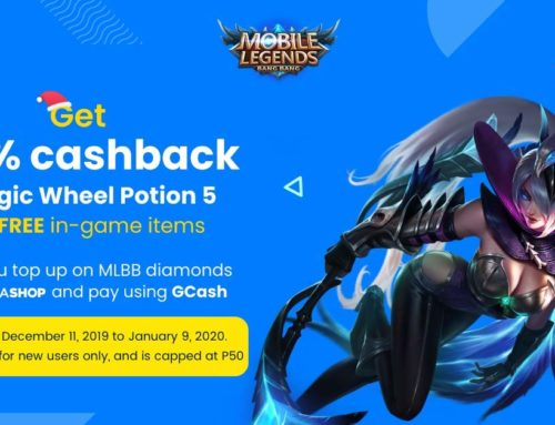 GCash x Codashop Mobile Legends Promo
