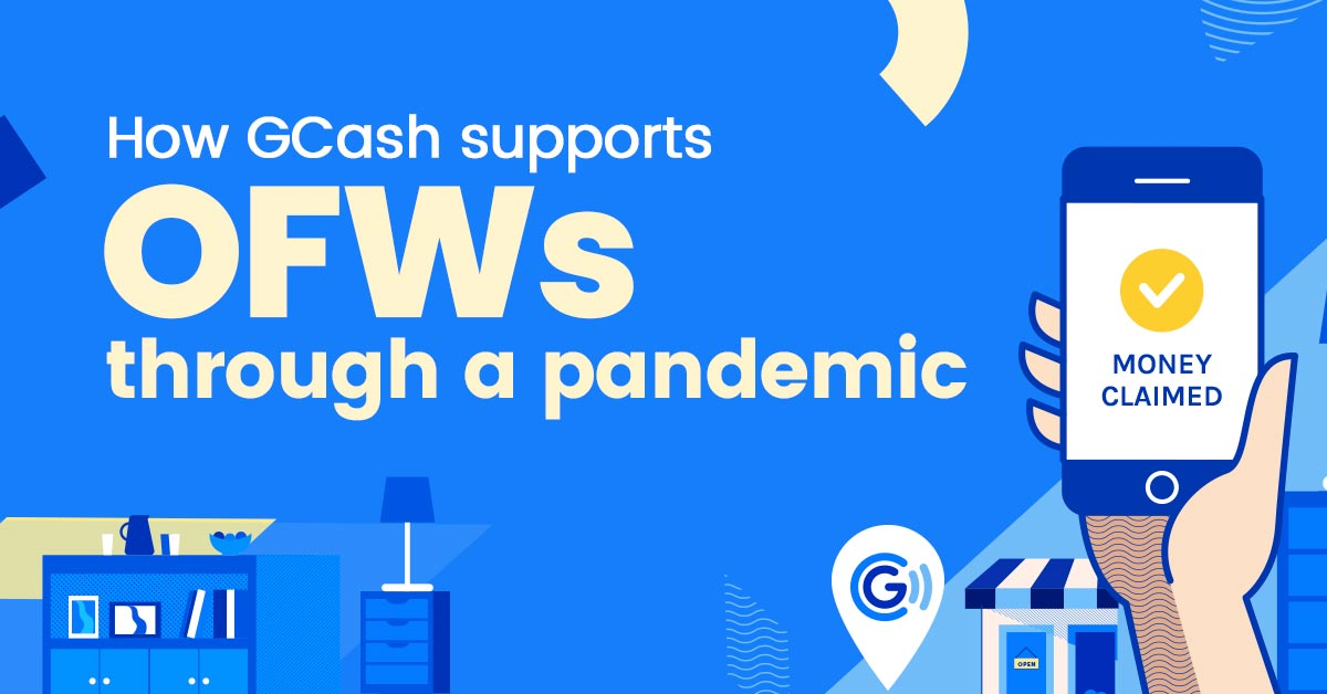 How GCash supports OFWs through a pandemic