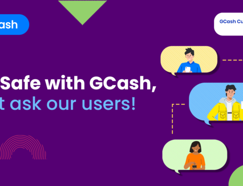 4 users who feel Safe with GCash