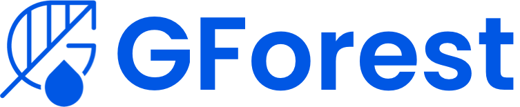 GForest logo 2021 - blue
