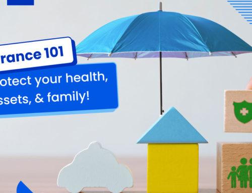 Insurance 101: Proteksyon laban sa financial loss