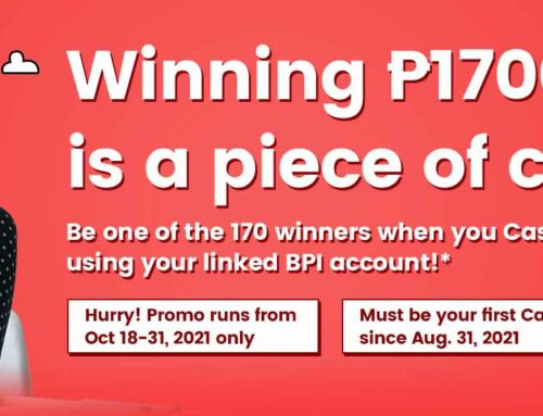 BPI Cash In Promo